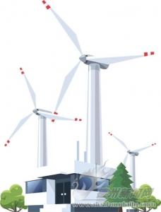 德州市17个风电项