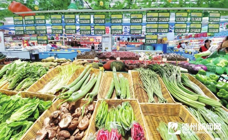 天气渐凉,德州部分蔬菜价格上涨