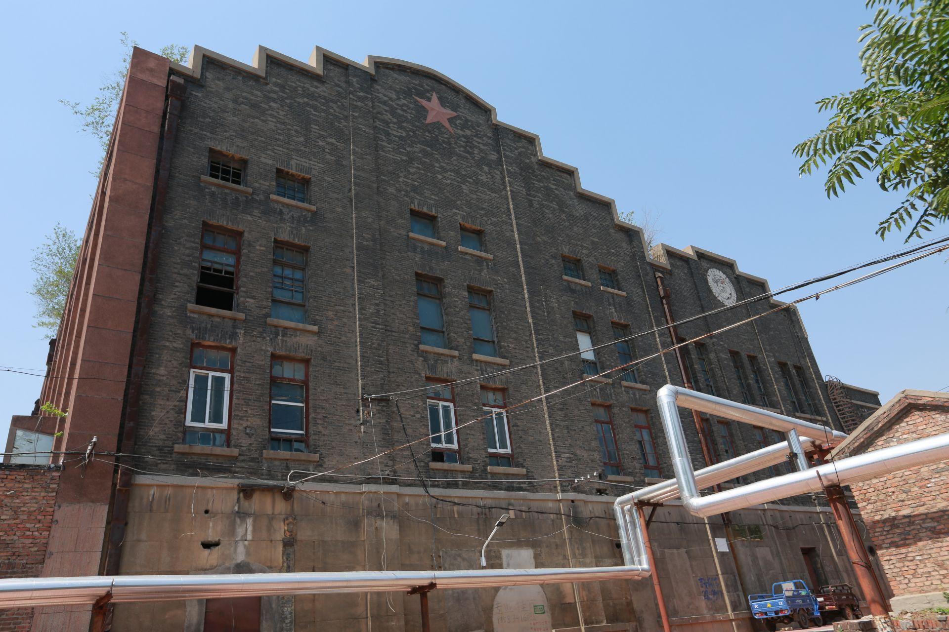 德州现存历史建筑解读之:德州老发电厂旧址