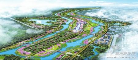 庆云县——文旅融合 全域旅游风正劲